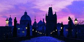 Mindig lenyűgöz: Prága