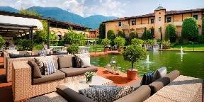 Családias luxus a Lago Maggiore partján