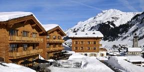 Arlbergi luxus télen-nyáron