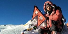 Huszonkétszer járt a Mount Everesten!