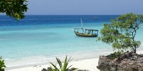 Zanzibár, álmaink szigete
