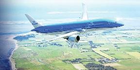 Zöldúton a légi közlekedés