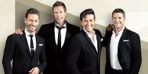 Négy férfi, négy hang