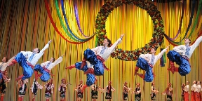 Magyarországon a világhírű táncegyüttes