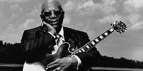 A blues király legendája