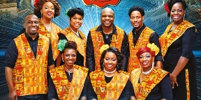 Budapesten a Harlem Gospel Choir