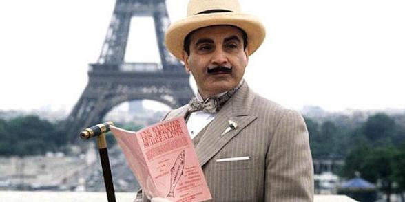 Száz éve született Agatha Christie kedvenc detektívje