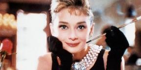Audrey, a szemérmes hetéra