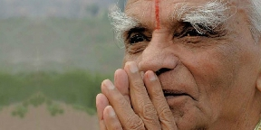 A jóga 95 éves mestere