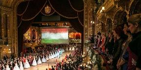 Ezüst Rózsa Bál az Operában