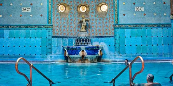 A fürdők fővárosa