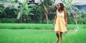 Bali, szerelem első látásra!