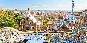 Barcelona: Gaudí nyomában