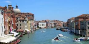 Akciós paloták Velencében