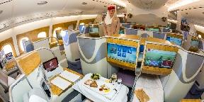 Keleti kényelem – az Emirates-élmény