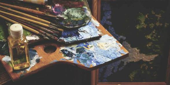 Szerelmes festőink