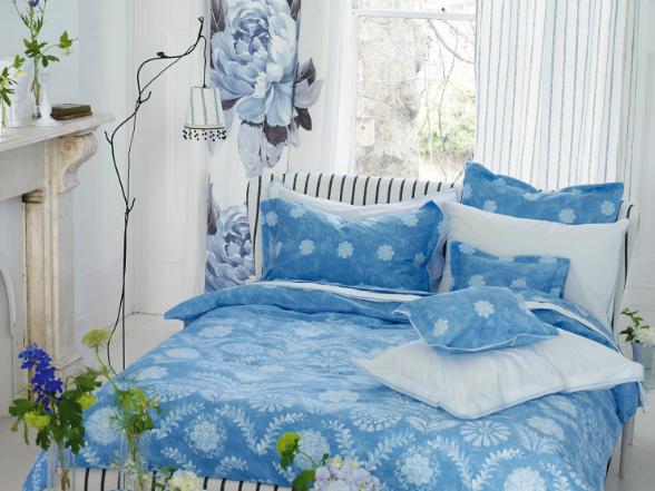Hálószobánk meghatározó hangulatát ágyneműink adják. Válasszunk merészen és álmaink csodálatosak lesznek!