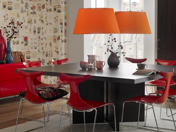 Egy letisztult stílusú étkező nyugodtságot és békét sugározhat otthonunkban, ezért érdemes kreativitásunkat latba vetni!