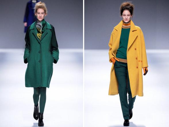 Az idei tél kabáttrendje megköveteli a merészséget és kreativitást.