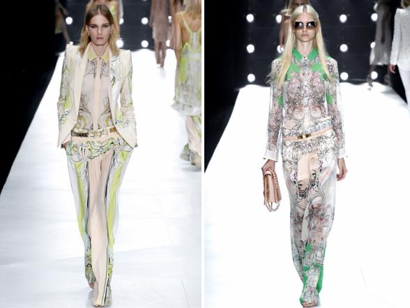 Mit üzen az olasz divatvilág 2013 tavaszára/nyarára?