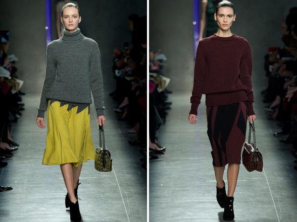 Az idei ősz favoritja a kötött pulóver, amely ezer arcát mutatja a praktikum és a lezser elegancia jegyében.